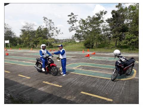 โครงการขับขี่ปลอดภัยรณรงค์ป้องกันและลดอุบัติเหตุบนท้องถนน